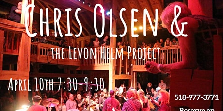 Chris Olsen & The Levon Helm Project tickets