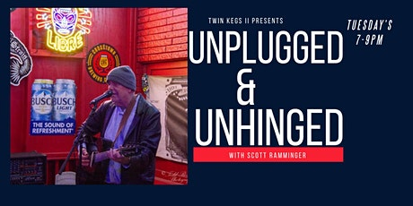 Unplugged and Unhinged tickets