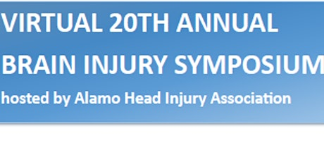 20th AHIA Annual Brain Injury Symposium tickets