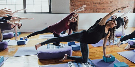 Prenatal & Women's Yoga (In-Person) tickets