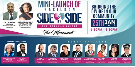 Mini Launch of Basildon Side by Side tickets