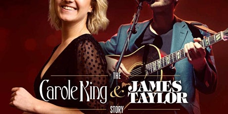 THE CAROLE KING & JAMES TAYLOR STORY PERFORMED BY PHOEBE KATIS & DAN  CLEWS tickets