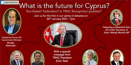 What is the future for Cyprus? Two-States? Federalism? tickets