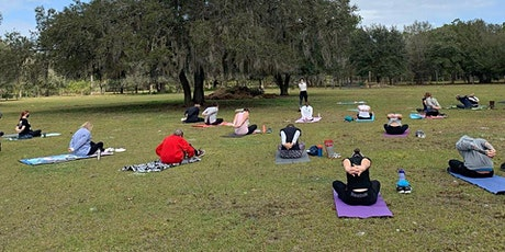 Outdoor Yoga with Yely at Yesahcan Sanctuary tickets