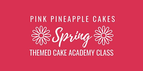How To Decorate a Spring Theme Cake tickets