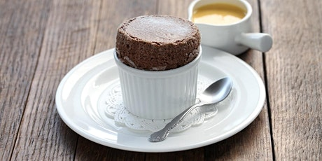 Virtual Chocolate Workshop: Chocolate Souffle tickets