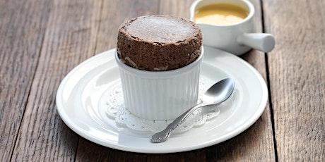 Virtual Chocolate Workshop: Chocolate Souffle entradas