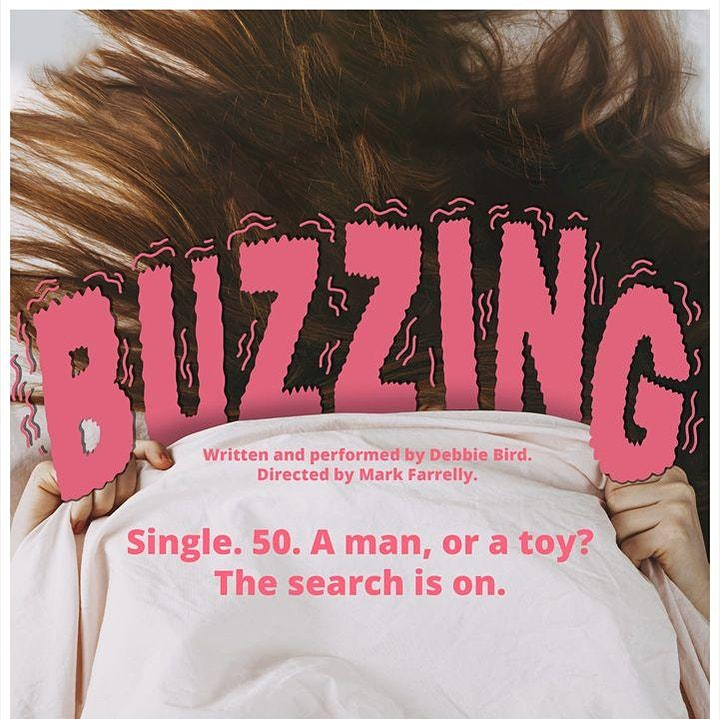 BUZZING - DIVORCED  - A MAN OR A TOY! THE SEARCH FOR A SEX LIFE IS ON (16+) image