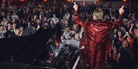 Elton John Tribute by Captain Fantastic  ~ Table for 6 tickets