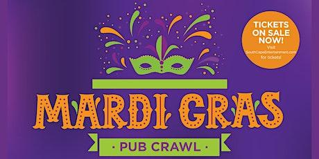 8th Annual Mardi Gras Pub Crawl tickets