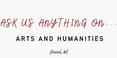 Ask us anything on...Panel  #1 tickets