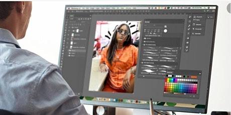 Fundamentals of Digital Drawing in Photoshop Free Workshop tickets