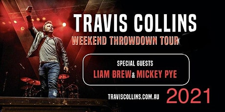 Travis Collins - Murchison VIC tickets