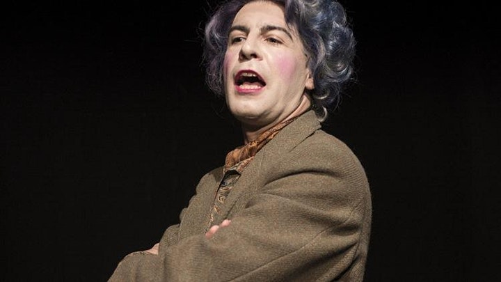 QUENTIN CRISP - NAKED HOPE WRITTEN & PERFORMED BY MARK FARRELLY image