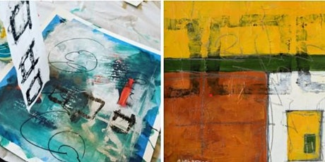 Let Loose - Expressing yourself through Abstract Painting tickets