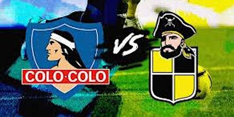 TV/VER.- Colo-Colo v Coquimbo Unido E.n Viv y E.n Directo ver Partido onlin entradas
