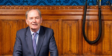An evening with Lord Forsyth tickets