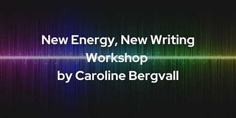 New Energy, New Writing tickets