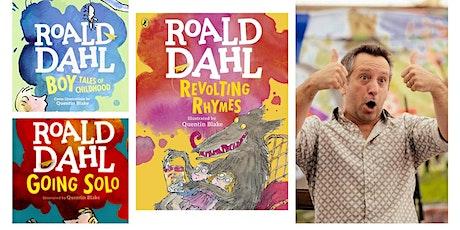 Roald Dahl Revolting Rhyme Workshop tickets
