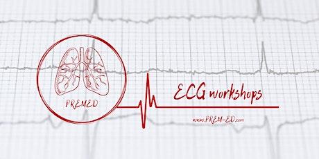 12-lead ECG Interpretation online: Acute Coronary Syndromes tickets