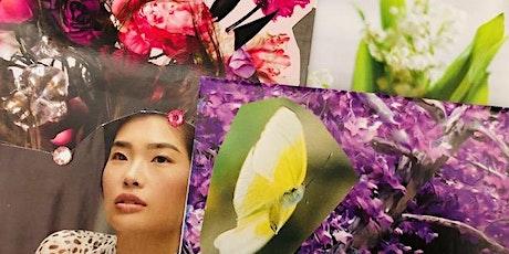 Vision Board du printemps: pour  renouveler ton énergie et fleurir billets