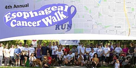 Colorado's Virtual 4th Annual Esophageal Cancer Walk/Run tickets