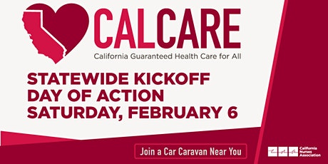 Car Caravan for Medicare for All tickets