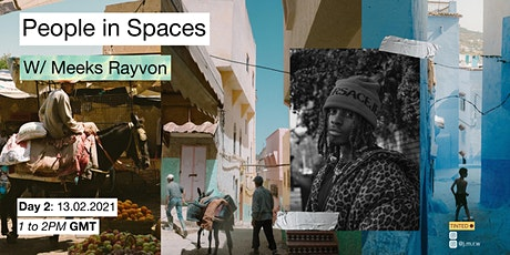 People in Spaces w/ Meeks (Day 2 of 2) tickets