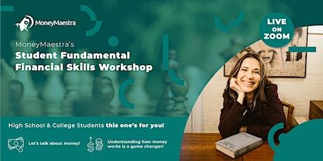 Student Fundamental Financial Skills tickets