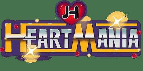Heartmania tickets