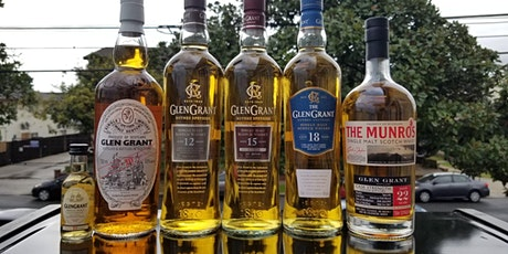 Glen Grant Tasting with Robin Coupar - Global Whisky Advocate tickets