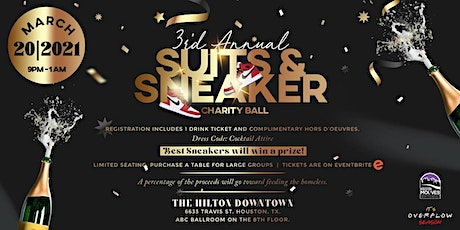 2021 Suits & Sneaker Ball! tickets