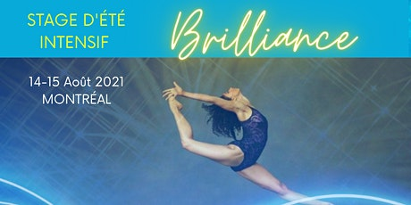 Brilliance Dance Intensive 2021 billets