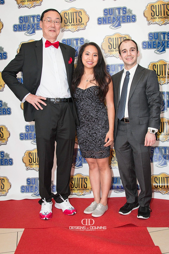 2021 Suits & Sneaker Ball! image