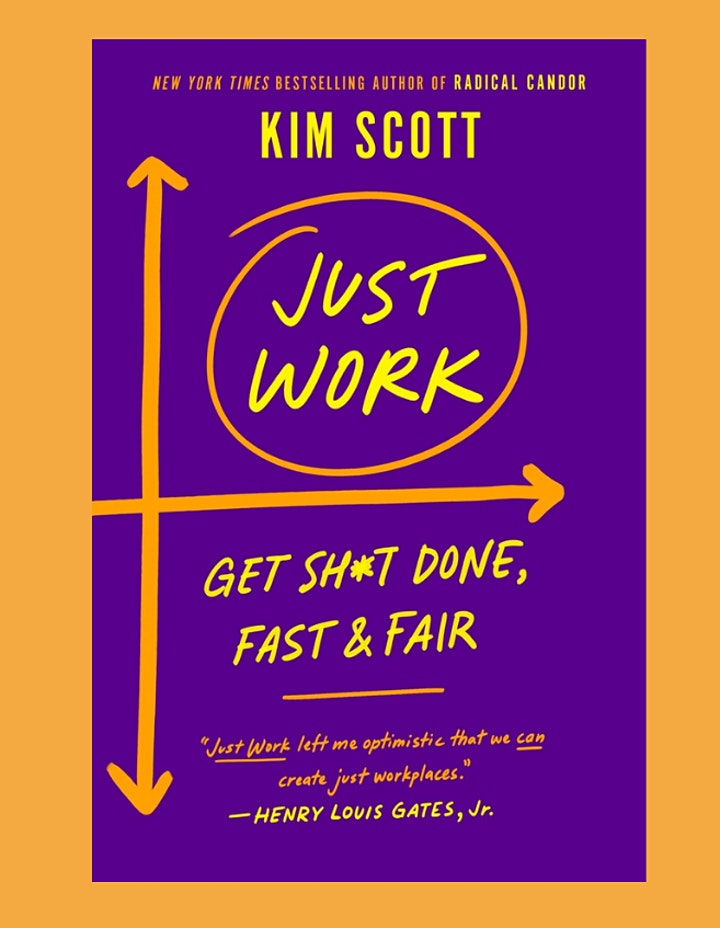 Just Work: Get Sh*t Done, Fast and Fair image