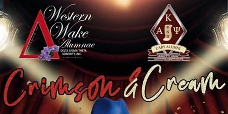 Crimson and Cream Virtual Comedy Experience tickets