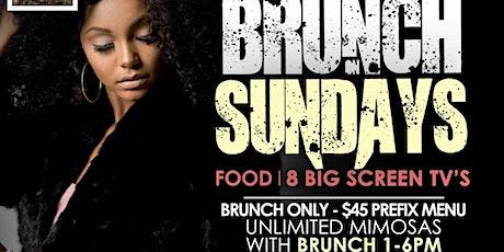 BRUNCH ON SUNDAY tickets