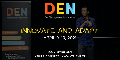 2021 DEN Conference tickets