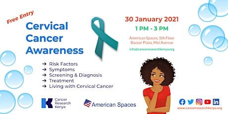 Cervical Cancer Awareness tickets