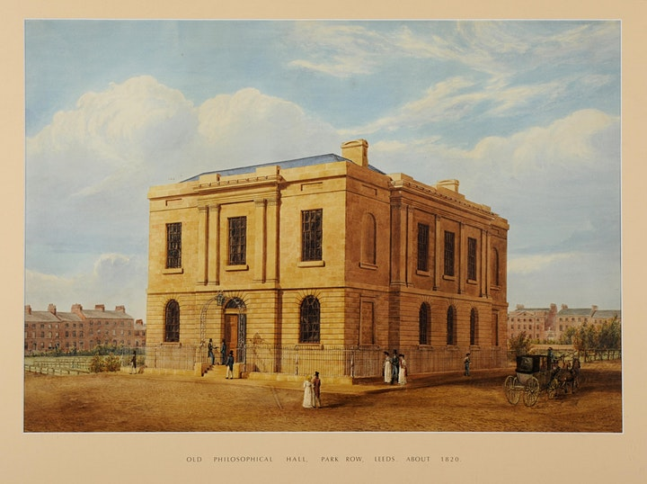 Leeds in 1821 - Sunday afternoon walk image