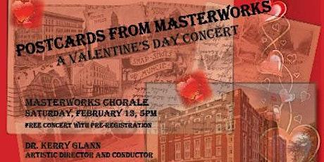 Valentine's Concert 2021 tickets