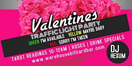||| VALENTINE'S TRAFFIC LIGHT PARTY ||| tickets