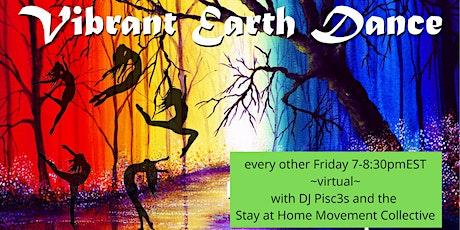 Vibrant Earth Dance tickets