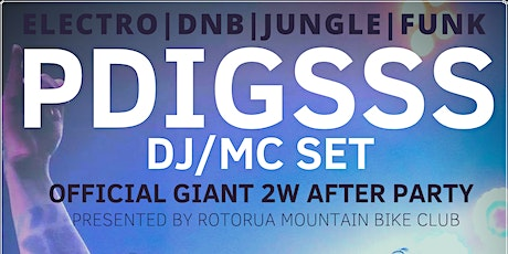 PDIGSSS  (Shapeshifter) DJ MC set at LAVA BAR Rotorua 20 FEB tickets
