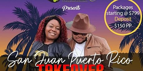 Puerto Rico Takeover tickets