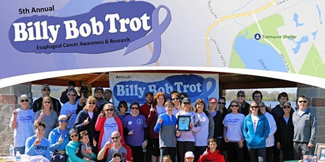 5th Annual Billy Bob Trot- Esophageal Cancer Awareness & Research tickets
