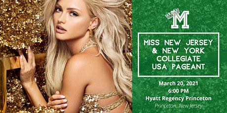 2021 Miss New Jersey & New York Collegiate USA Pageant tickets