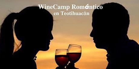 WineCamp Romantico boletos