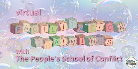 Virtual Facilitation Trainings tickets