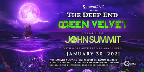 Shipwrecked Presents: The Deep End ft. Green Velvet tickets